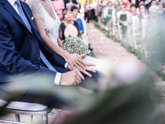 La boda de Rafa y Cristina en Castelló/castellón De La Plana, Castellón 40