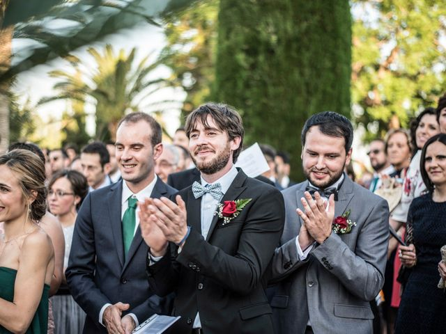 La boda de Rafa y Cristina en Castelló/castellón De La Plana, Castellón 43