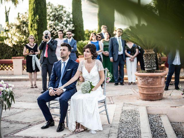 La boda de Rafa y Cristina en Castelló/castellón De La Plana, Castellón 44