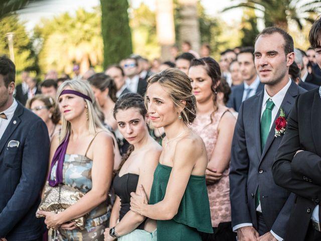 La boda de Rafa y Cristina en Castelló/castellón De La Plana, Castellón 45