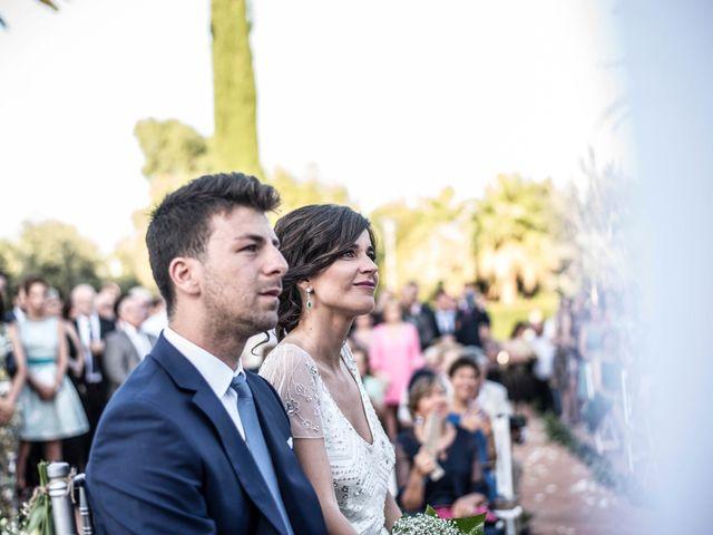 La boda de Rafa y Cristina en Castelló/castellón De La Plana, Castellón 46
