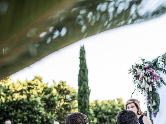 La boda de Rafa y Cristina en Castelló/castellón De La Plana, Castellón 48