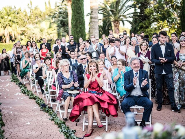 La boda de Rafa y Cristina en Castelló/castellón De La Plana, Castellón 50