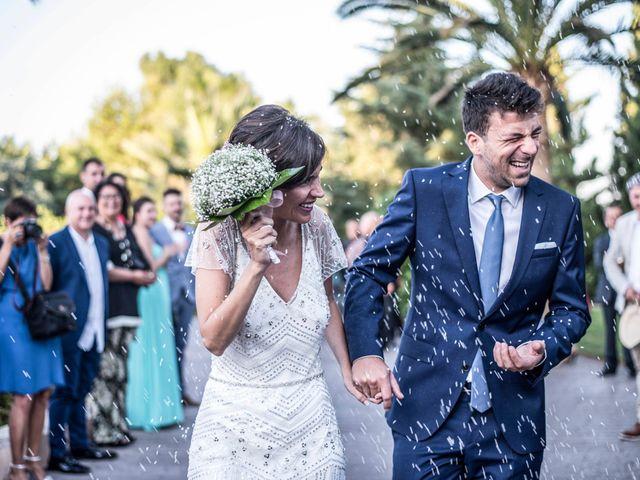 La boda de Rafa y Cristina en Castelló/castellón De La Plana, Castellón 64