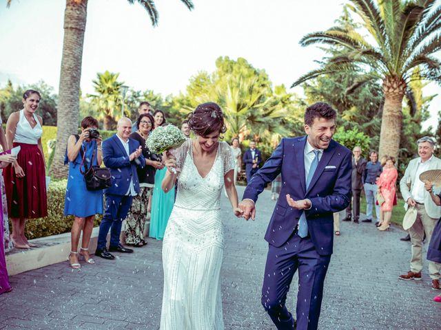 La boda de Rafa y Cristina en Castelló/castellón De La Plana, Castellón 65