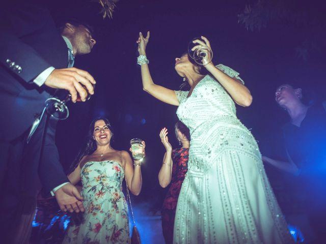 La boda de Rafa y Cristina en Castelló/castellón De La Plana, Castellón 115
