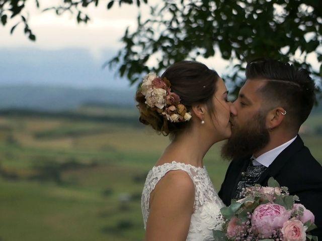 La boda de Garazi y Andoni