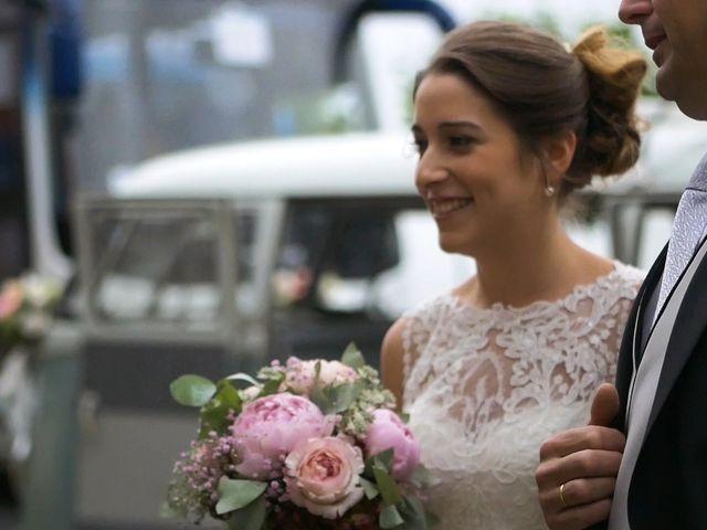 La boda de Andoni y Garazi en Quejana, Álava 3
