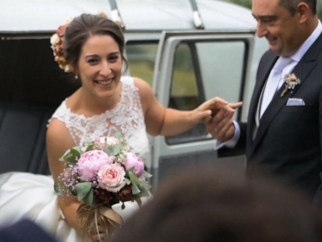 La boda de Andoni y Garazi en Quejana, Álava 5