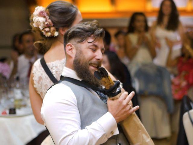 La boda de Andoni y Garazi en Quejana, Álava 7