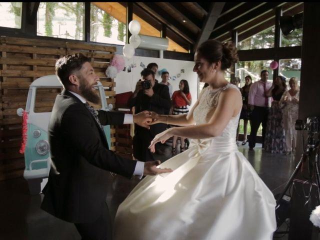 La boda de Andoni y Garazi en Quejana, Álava 8