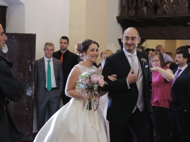 La boda de Andoni y Garazi en Quejana, Álava 11