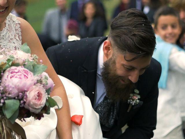 La boda de Andoni y Garazi en Quejana, Álava 12