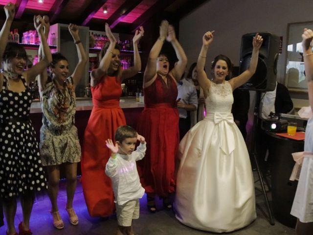 La boda de Andoni y Garazi en Quejana, Álava 15