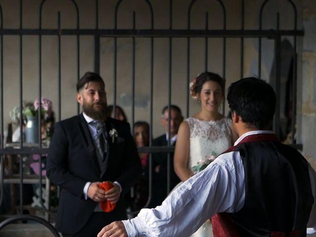 La boda de Andoni y Garazi en Quejana, Álava 16
