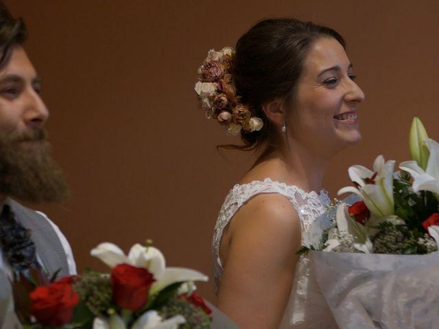 La boda de Andoni y Garazi en Quejana, Álava 17