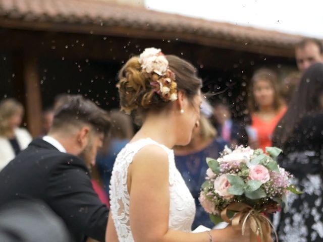 La boda de Andoni y Garazi en Quejana, Álava 20