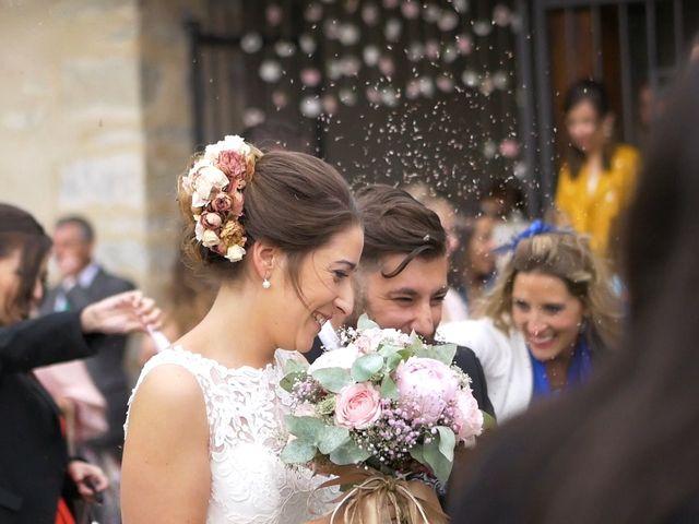 La boda de Andoni y Garazi en Quejana, Álava 21