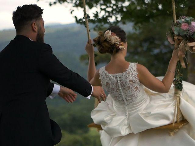 La boda de Andoni y Garazi en Quejana, Álava 24