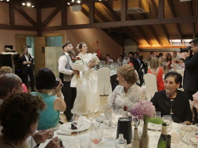 La boda de Andoni y Garazi en Quejana, Álava 31