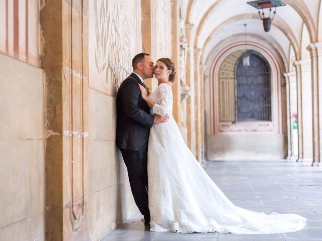La boda de Daniela y Francesco