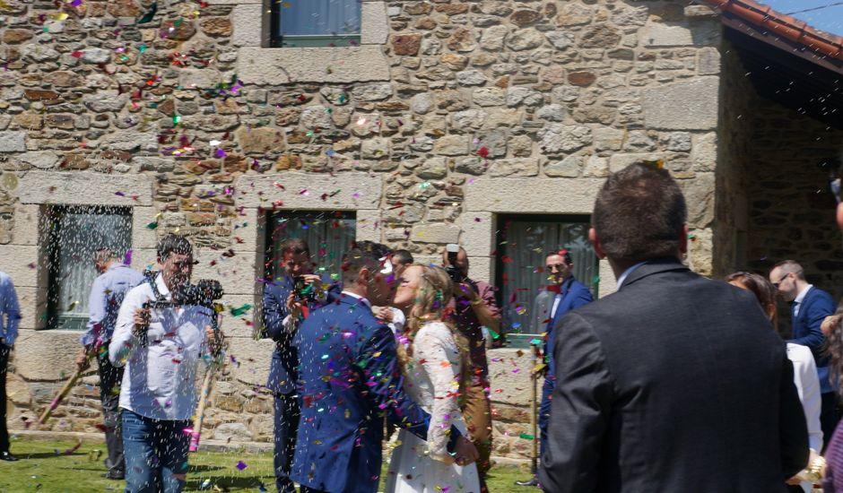 La boda de José Manuel y Anna en Teo, A Coruña