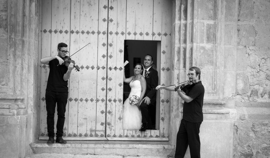 La boda de Juan David y Laura en Cehegin, Murcia
