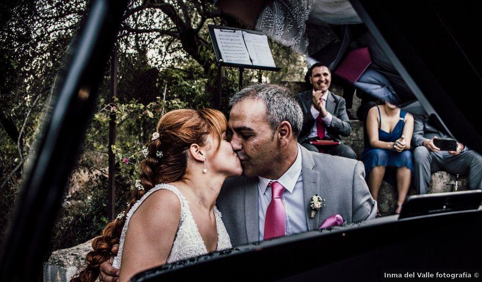 La boda de Manu y Ana en Bunyola, Islas Baleares