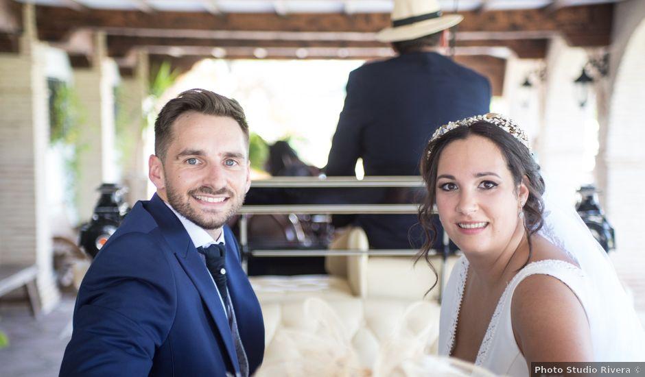 La boda de Lourdes y David en Antequera, Málaga