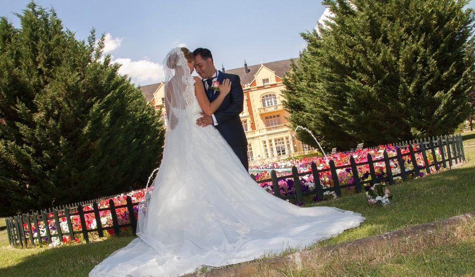 La boda de Alberto y Maria Jose en Medina Del Campo, Valladolid