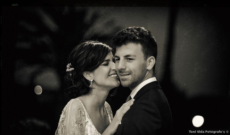 La boda de Rafa y Cristina en Castelló/castellón De La Plana, Castellón