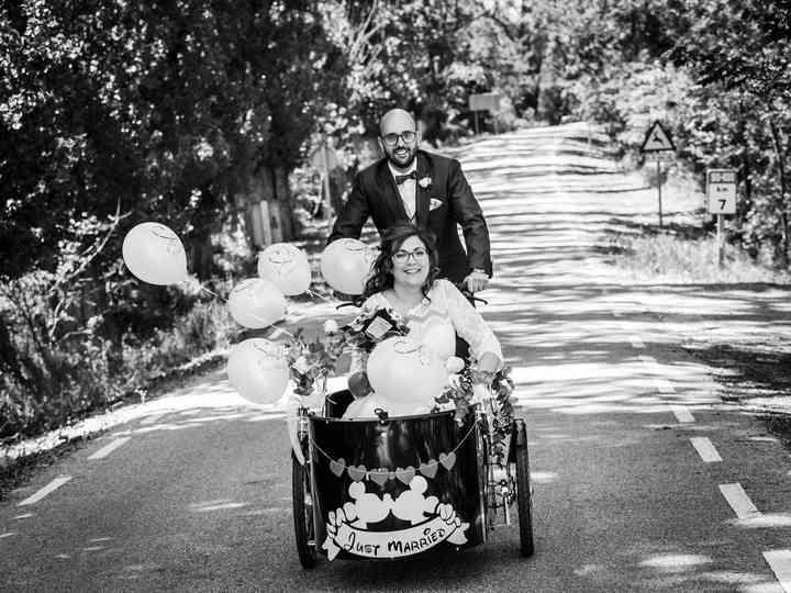 La boda de Ruben y Lucia