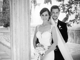La boda de Javier y Cristina