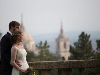 La boda de Elisa y Guillermo
