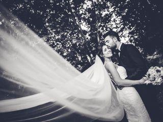 La boda de Verónica y Miguel