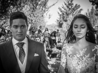 La boda de Ghabriela  y Filipe