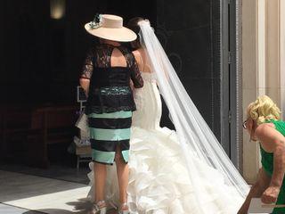 La boda de Soraya  y Cristian 3