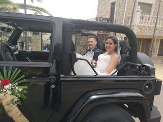 La boda de Soraya  y Cristian