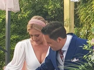La boda de Joaquín y Estrella 1