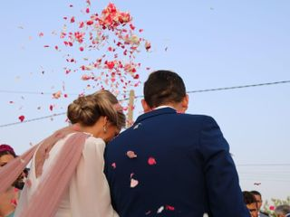 La boda de Joaquín y Estrella