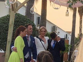 La boda de Joaquín y Estrella 2