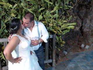La boda de Idaira y Juan