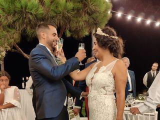 La boda de Amparo  y Juan 1