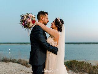 La boda de Amparo  y Juan