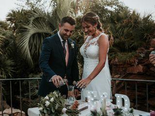 La boda de Esther y Daniel 3