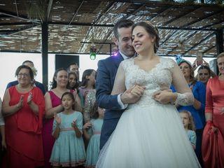 La boda de Carmen y Pachi