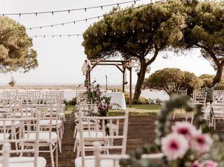 La boda de Marta y Sam 1