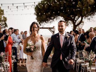 La boda de Marta y Sam