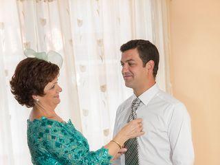 La boda de Mª Ángeles y Francisco 2