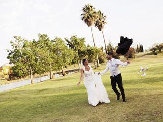 La boda de Eva y Antonio